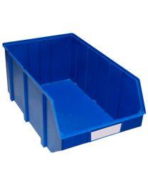Caixas stock SUC modelo D azul