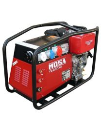 Motosoldadora Gasolina MOSA TS-200 DES/CF YANMAR L100 V (3000 rpm)