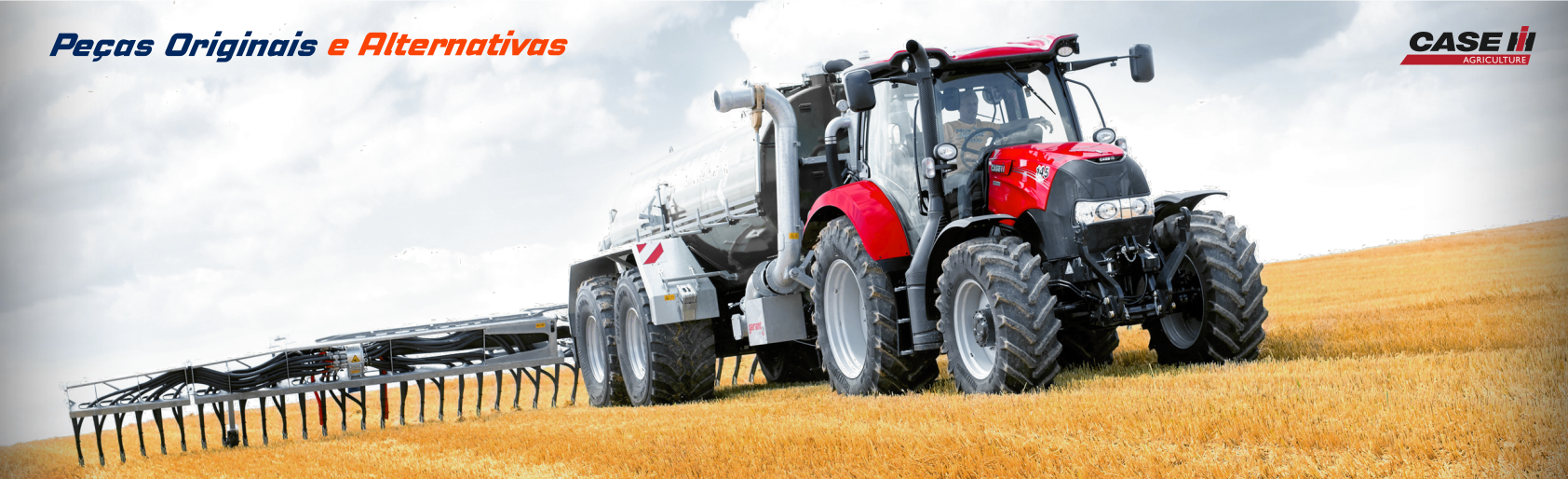 Tratores CASE IH