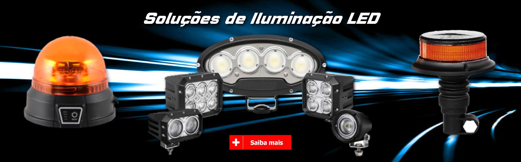 Soluções Iluminação LED